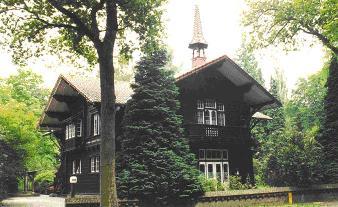 Kapel gebouw