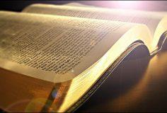 De Bijbel centraal