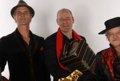 Kapel concert: Danny Malando Trio