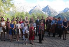 Kapelslotconcert: Fancy Fiddlers