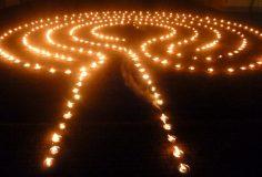 Meditatiebijeenkomst: Labyrint lopen – lichtmeditatie