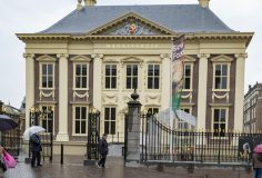 Museumkring naar Mauritshuis