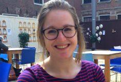 Viering met Rachelle van Andel