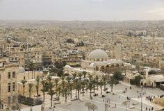 Khaled, statushouder in Hilversum spreekt over Syrië