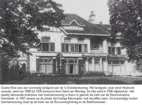 Villa Quatre Bras