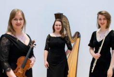 Kapelconcert: Borealis Trio