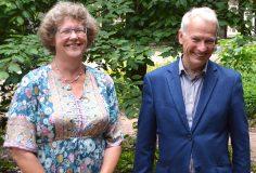 Afscheid Peter Korver en Monika Rietveld