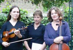 Kapelconcert: Trio Rusalka